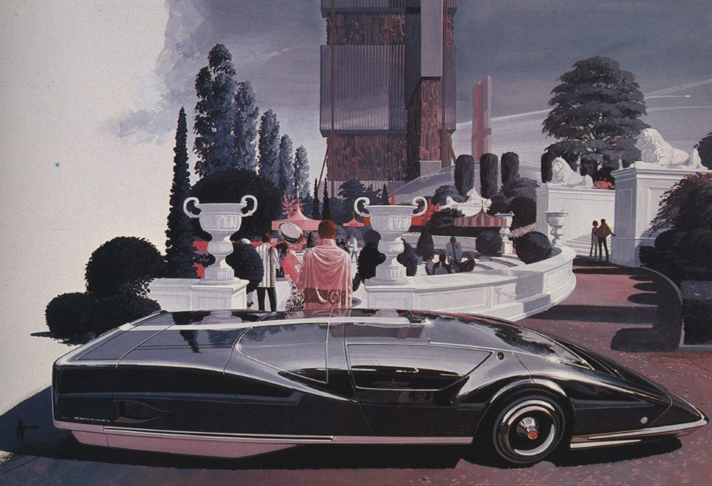 Syd Mead - Legendary sci-fi artist Syd-me18