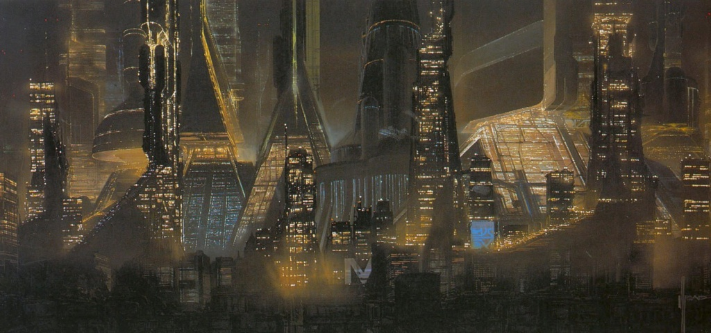 Syd Mead - Legendary sci-fi artist Syd-me28