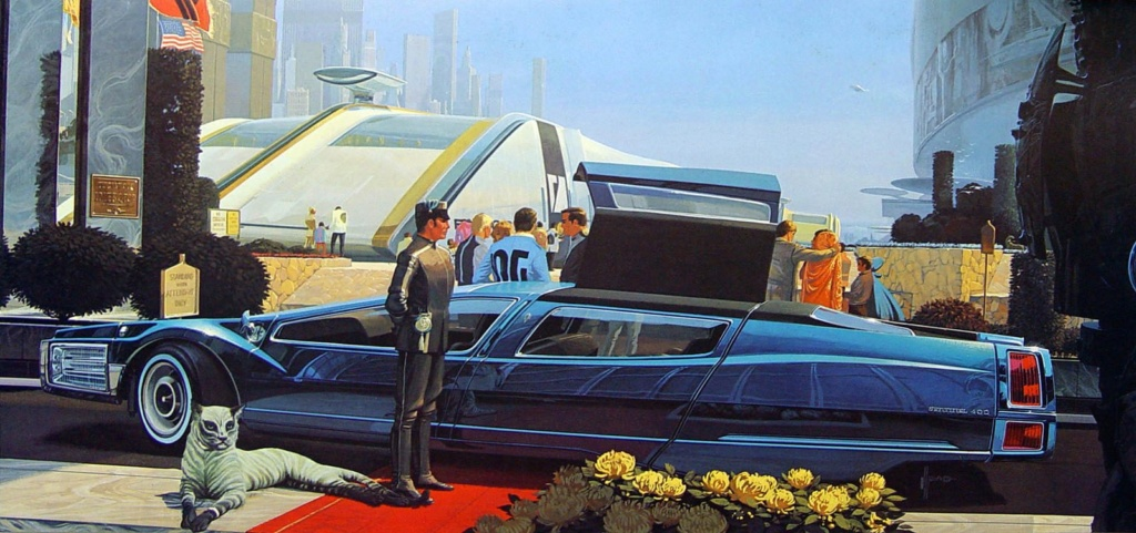 Syd Mead - Legendary sci-fi artist Syd-me29