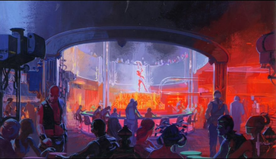 Syd Mead - Legendary sci-fi artist Syd-me30