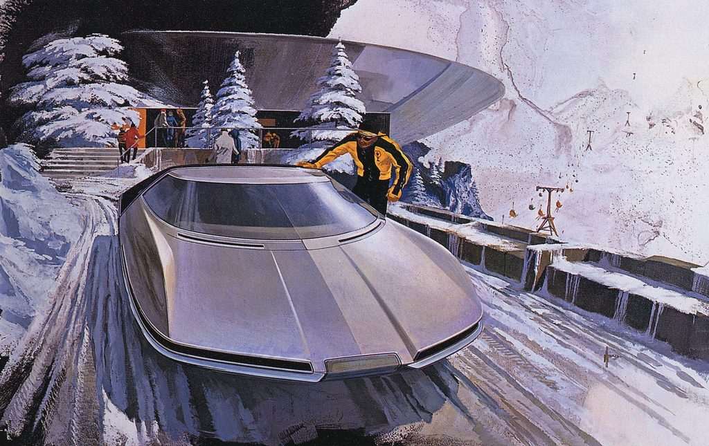 Syd Mead - Legendary sci-fi artist Syd-me31