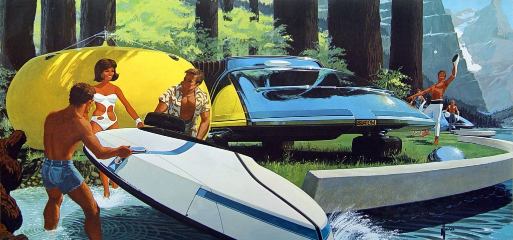 Syd Mead - Legendary sci-fi artist Syd-me43