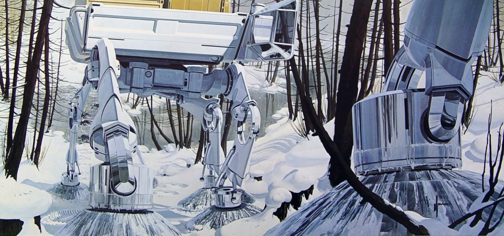Syd Mead - Legendary sci-fi artist Syd-me46