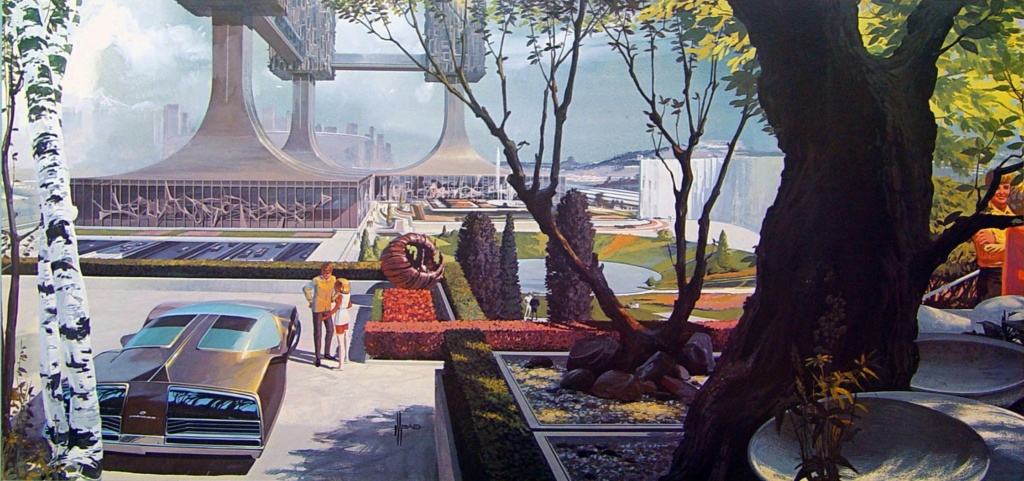 Syd Mead - Legendary sci-fi artist Syd-me47