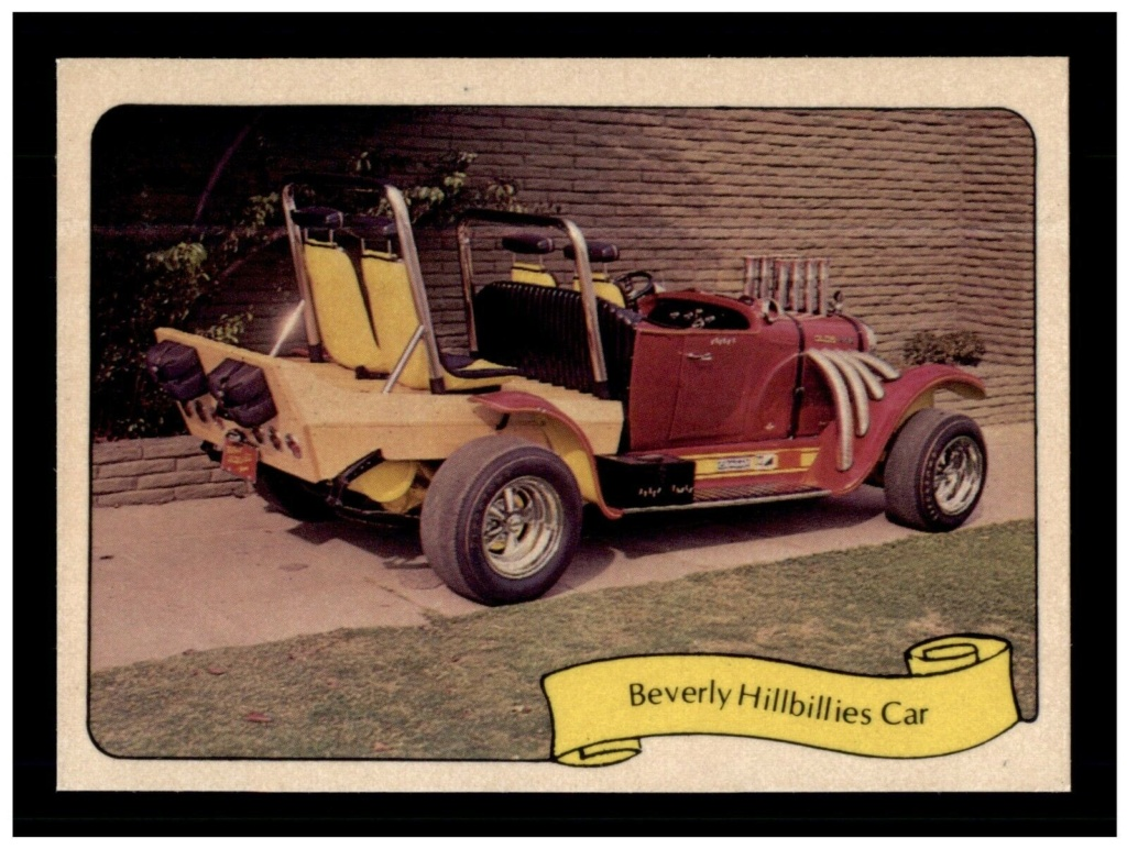 1974 Fleer Kustom cars series  - Trading cards - Hot rods, show cars, Custom cars Tc19
