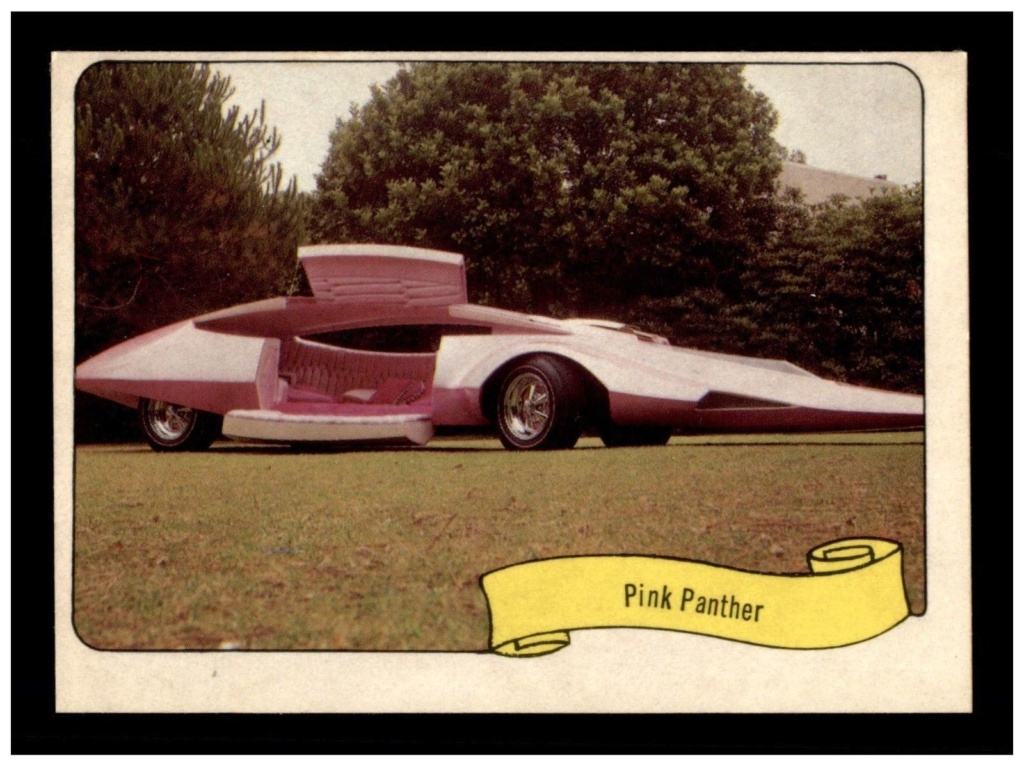 1974 Fleer Kustom cars series  - Trading cards - Hot rods, show cars, Custom cars Tc310
