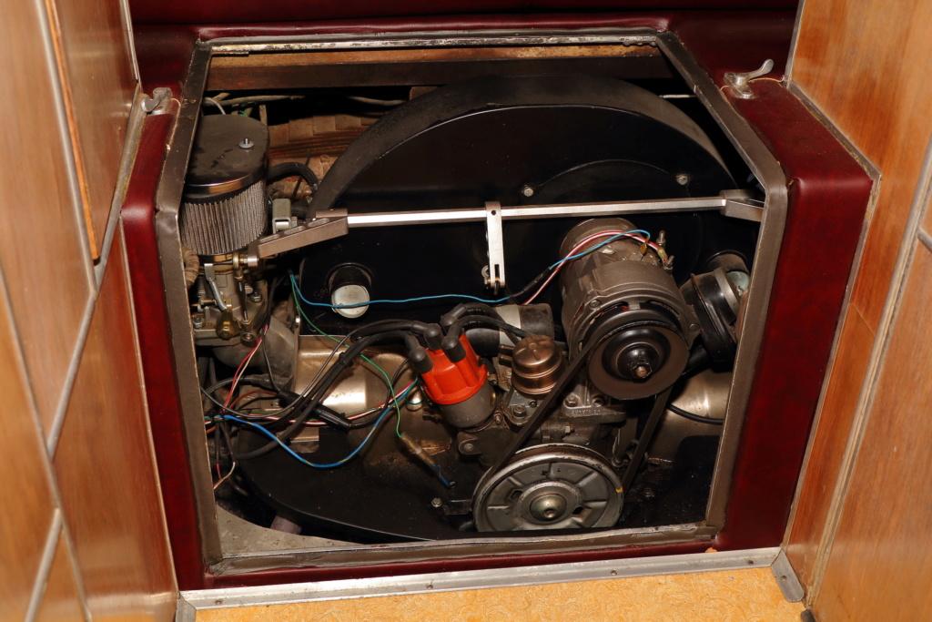 The Tempo Mikafa Sport Camper - Porsche 356 Engine Powered Tempo-14