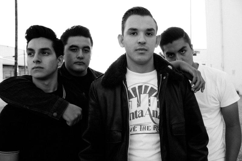The Desperados - On the Rampage The-de10
