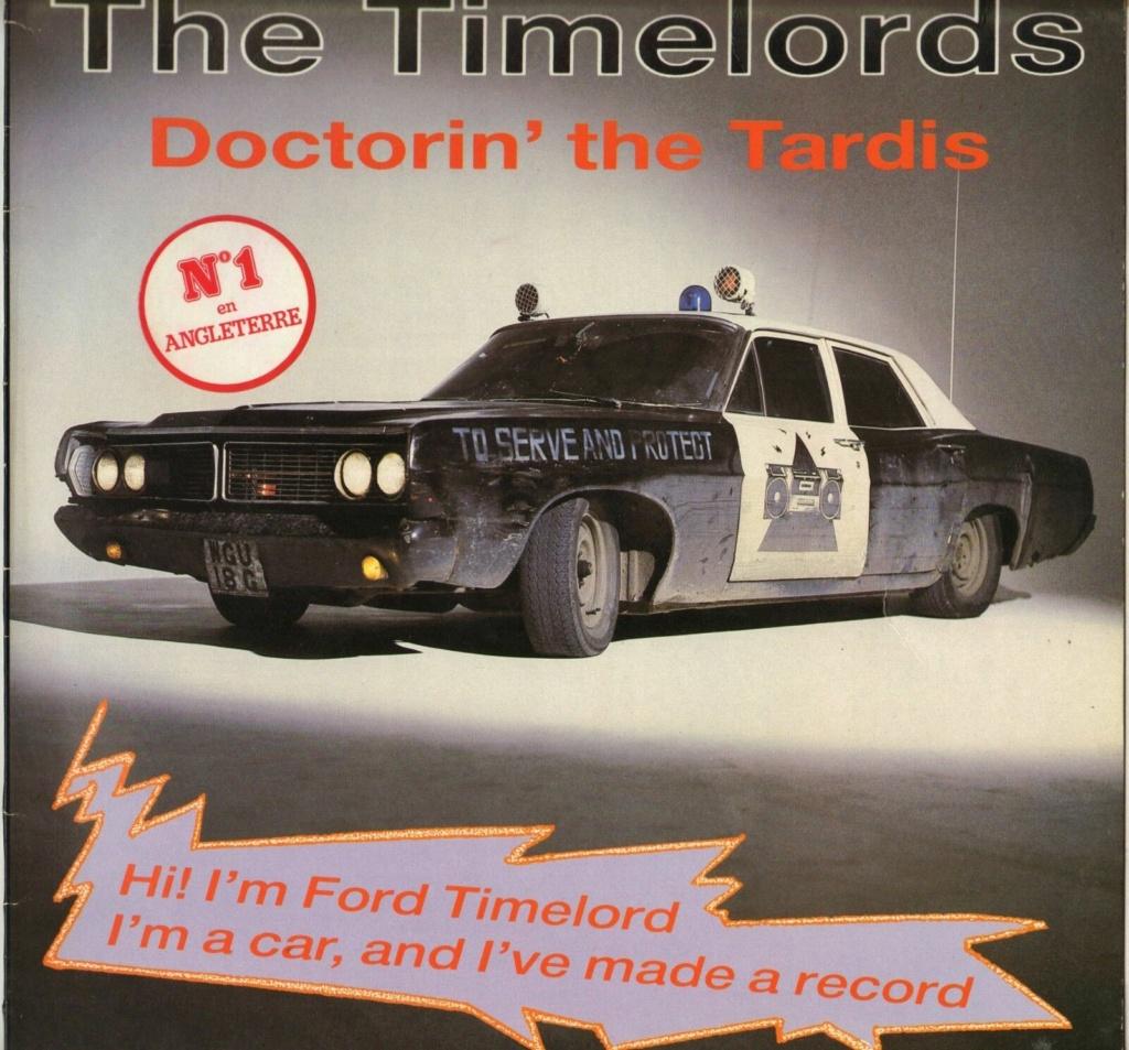 Records with car or motorbike on the sleeve - Disques avec une moto ou une voiture sur la pochette - Page 9 Timelo10