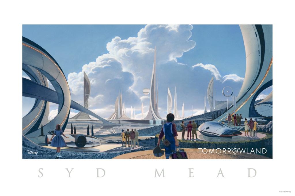 Syd Mead - Legendary sci-fi artist Tl10