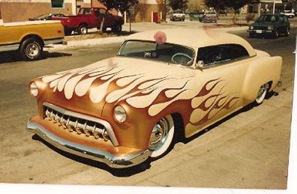 custom cars in the street - in situation ( vintage pics 1950's & 1960's)  - Page 6 Tumbl138
