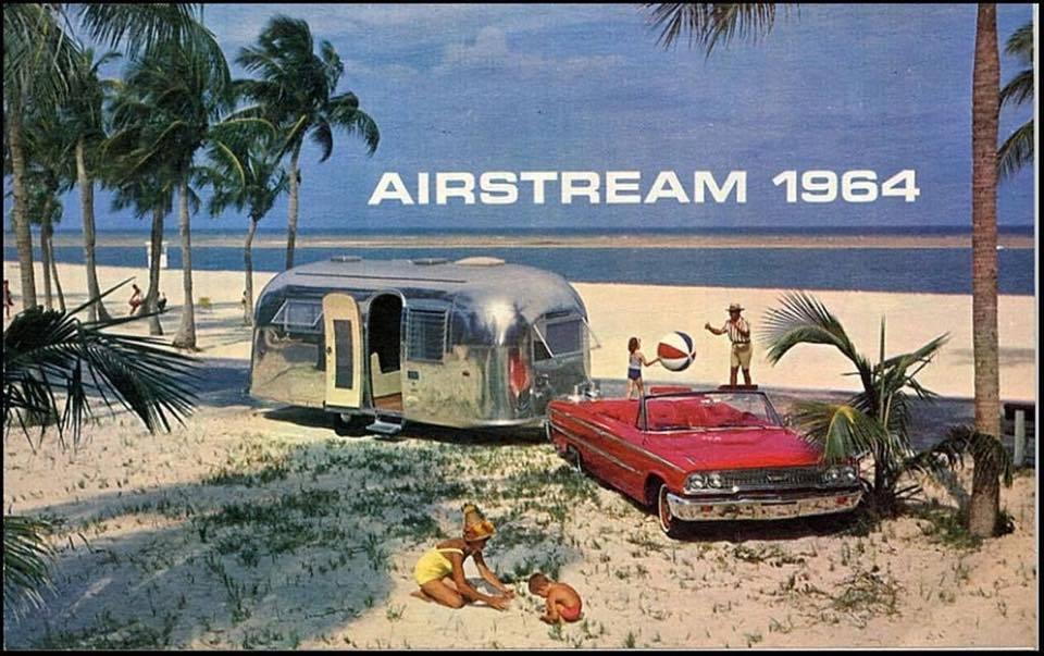 Vintage pics - Caravaning et retro camping - Vintage trailer & van Tumbl145
