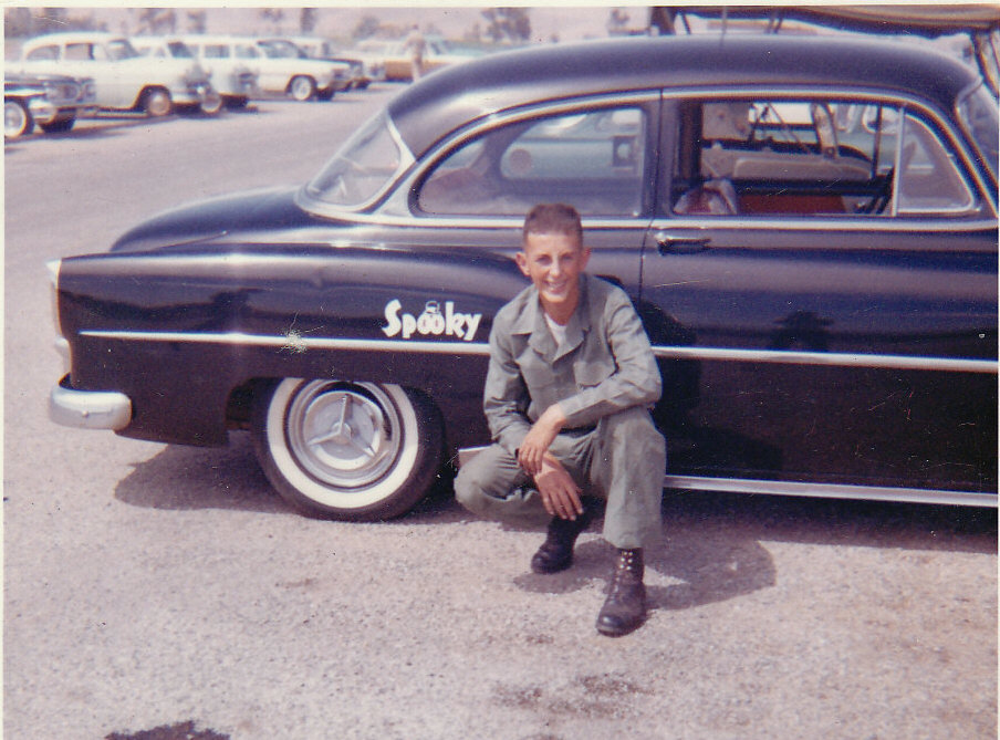 custom cars in the street - in situation ( vintage pics 1950's & 1960's)  - Page 6 Tumblr15