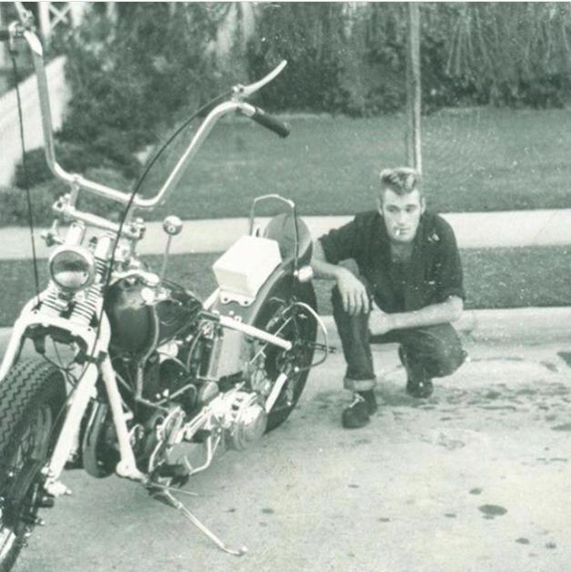 Photo Vintage -vintage pics - Chopper & Bobber - Page 4 Tumblr16