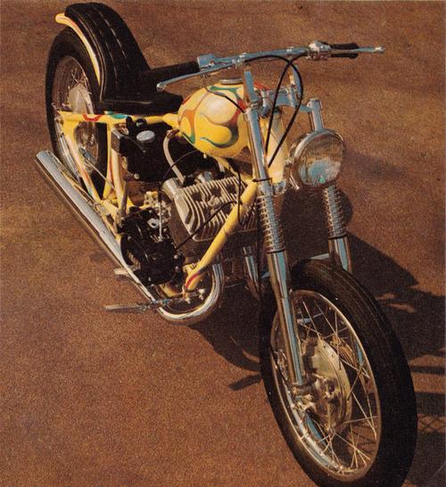 Photo Vintage -vintage pics - Chopper & Bobber - Page 4 Tumblr18