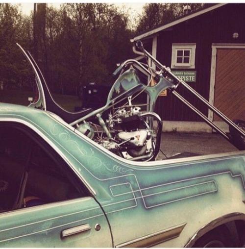 Photo Vintage -vintage pics - Chopper & Bobber - Page 4 Tumblr19