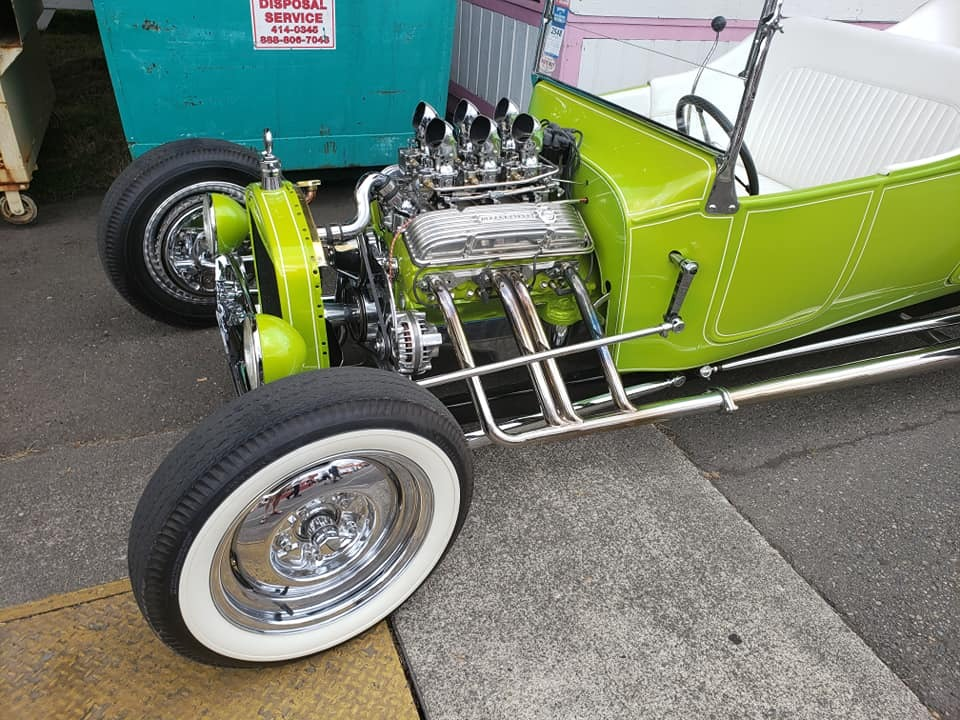 Traditional hot rods to 40s, 50s and 60s Tumblr33