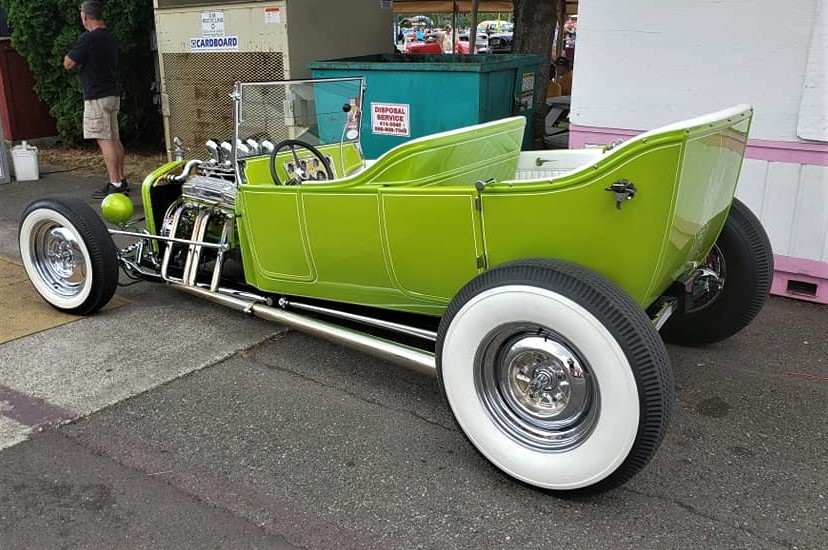 Traditional hot rods to 40s, 50s and 60s Tumblr34