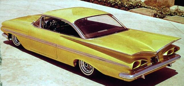 custom cars in the street - in situation ( vintage pics 1950's & 1960's)  - Page 6 Tumblr51