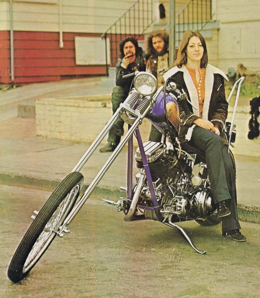 Photo Vintage -vintage pics - Chopper & Bobber - Page 4 Tumblr57