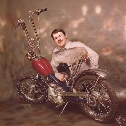Photo Vintage -vintage pics - Chopper & Bobber - Page 4 Tumblr65