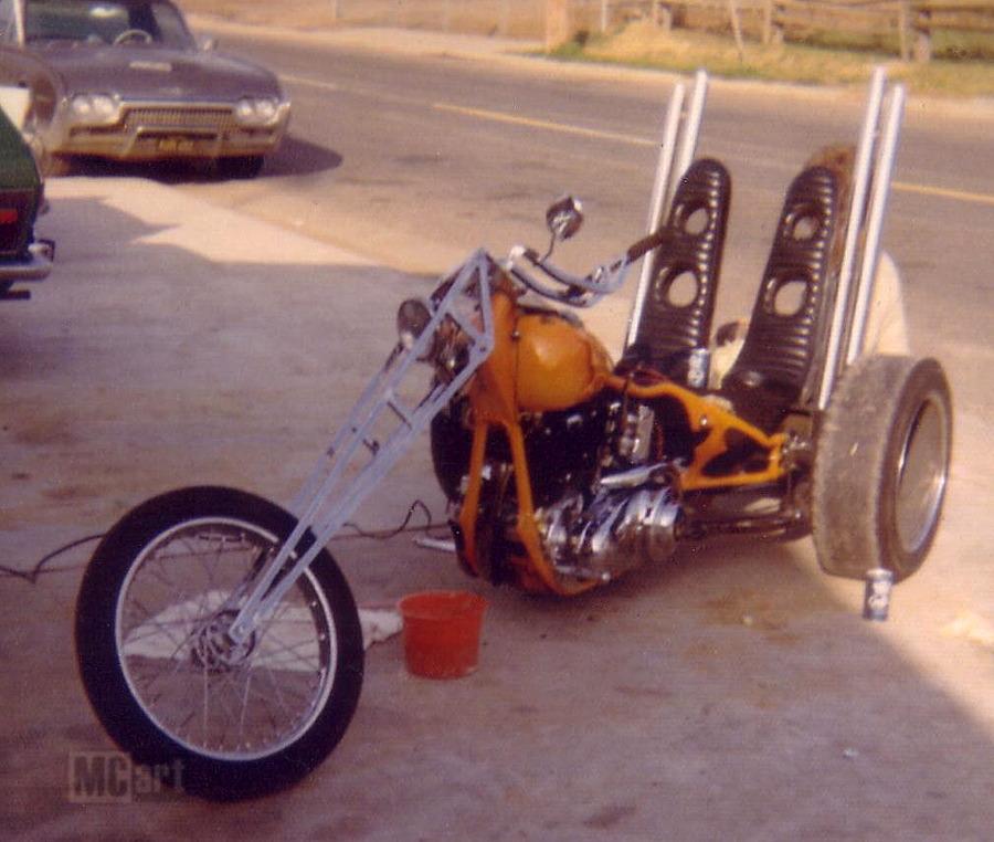 Photo Vintage -vintage pics - Chopper & Bobber - Page 4 Tumblr73