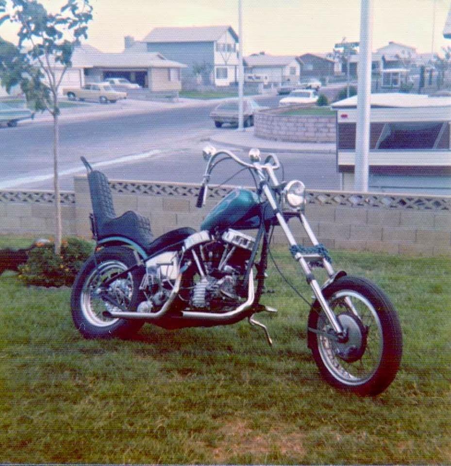 Photo Vintage -vintage pics - Chopper & Bobber - Page 4 Tumblr74