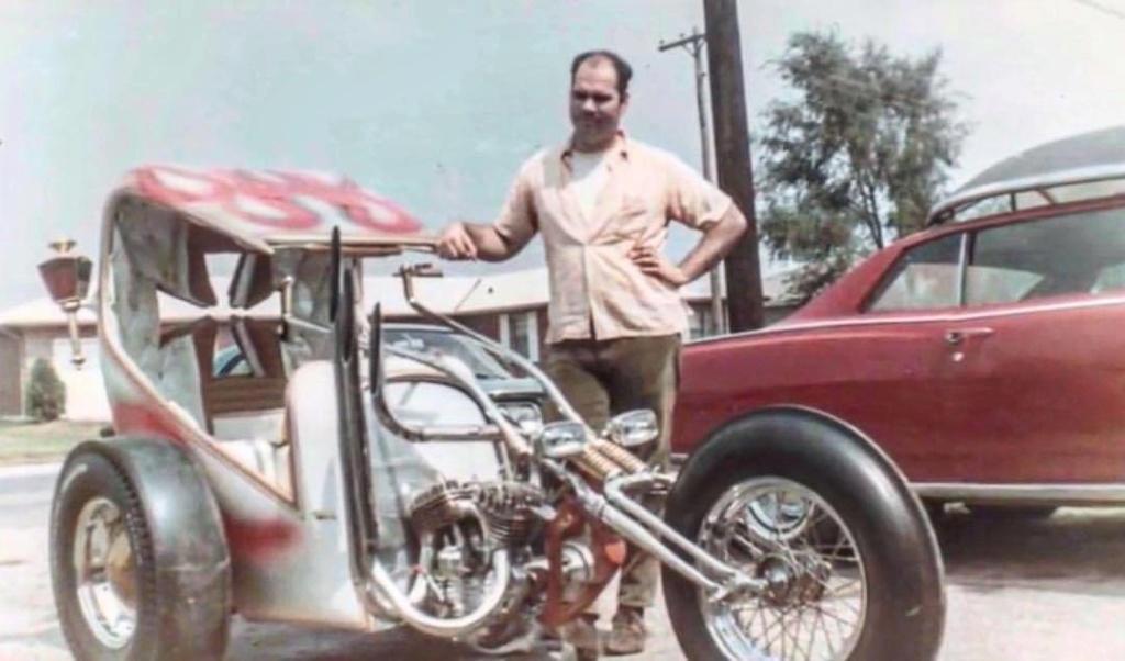 Photo Vintage -vintage pics - Chopper & Bobber - Page 4 Tumblr79