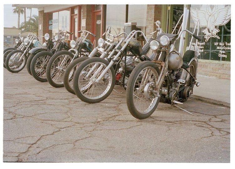 Photo Vintage -vintage pics - Chopper & Bobber - Page 4 Tumblr81