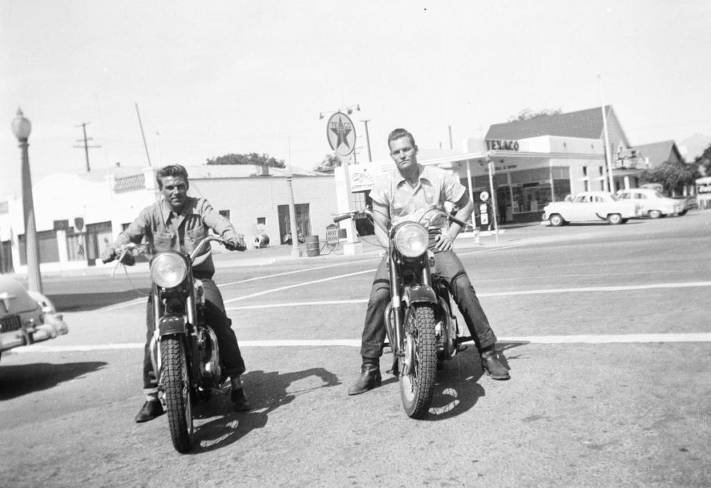 Photo Vintage -vintage pics - Chopper & Bobber - Page 4 Tumblr84