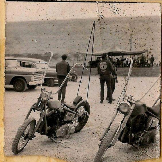 Photo Vintage -vintage pics - Chopper & Bobber - Page 4 Tumblr85