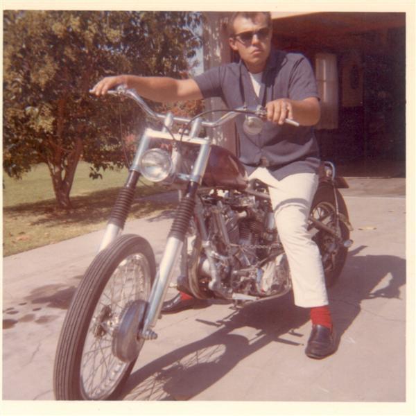 Photo Vintage -vintage pics - Chopper & Bobber - Page 4 Tumblr88