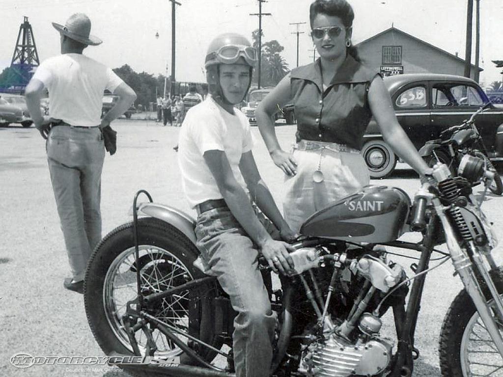Photo Vintage -vintage pics - Chopper & Bobber - Page 4 Tumblr90