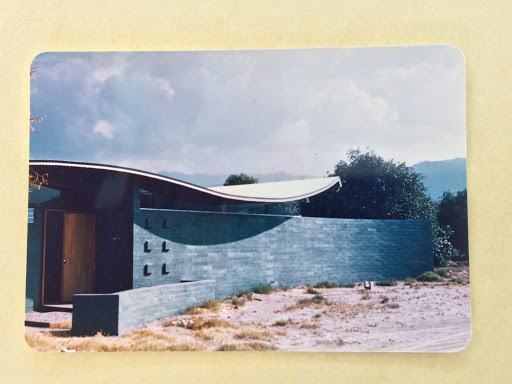Wave house, Palm Spring. Walter S White 1955 Unname23