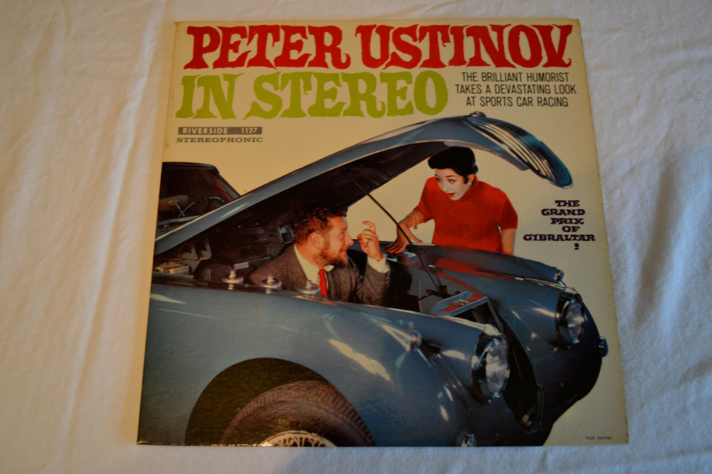 Records with car or motorbike on the sleeve - Disques avec une moto ou une voiture sur la pochette - Page 3 Ustino10