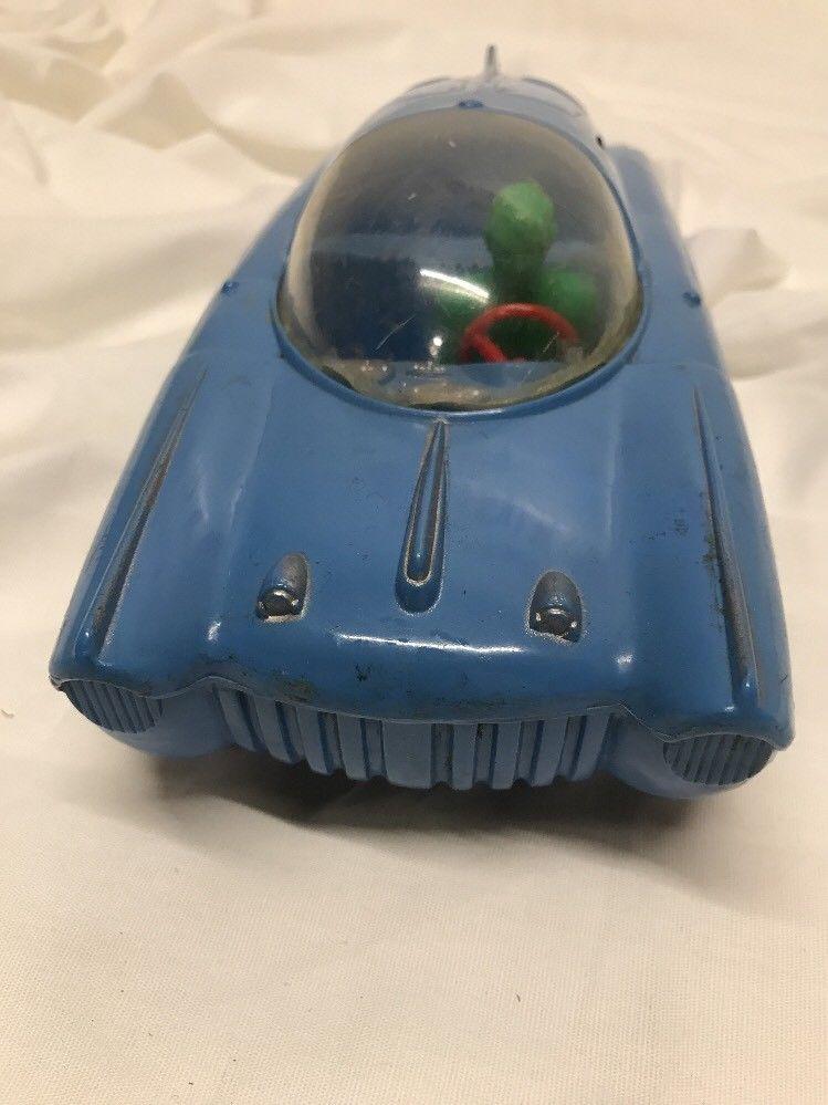 Vintage Concept Futuristic Streamline Marx Plastic Friction Vc1010