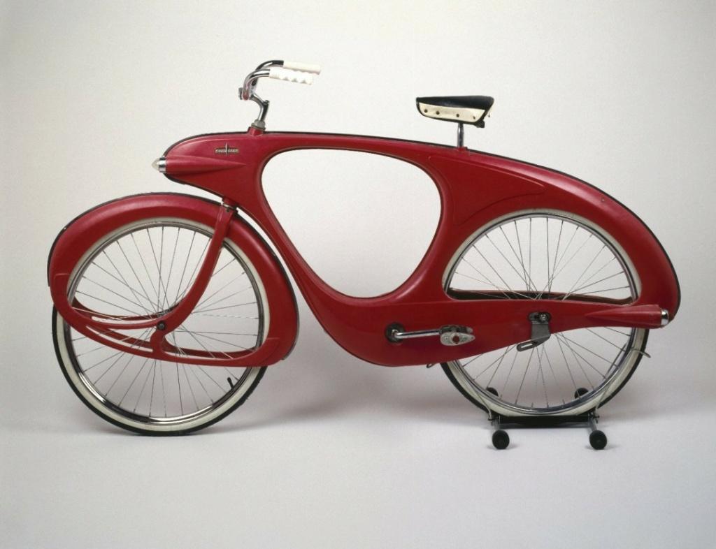 bowden bicycle - Spacelander- 1951 Velo-b15