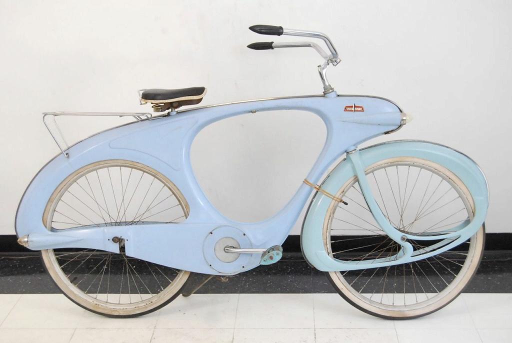 bowden bicycle - Spacelander- 1951 Velo-b17