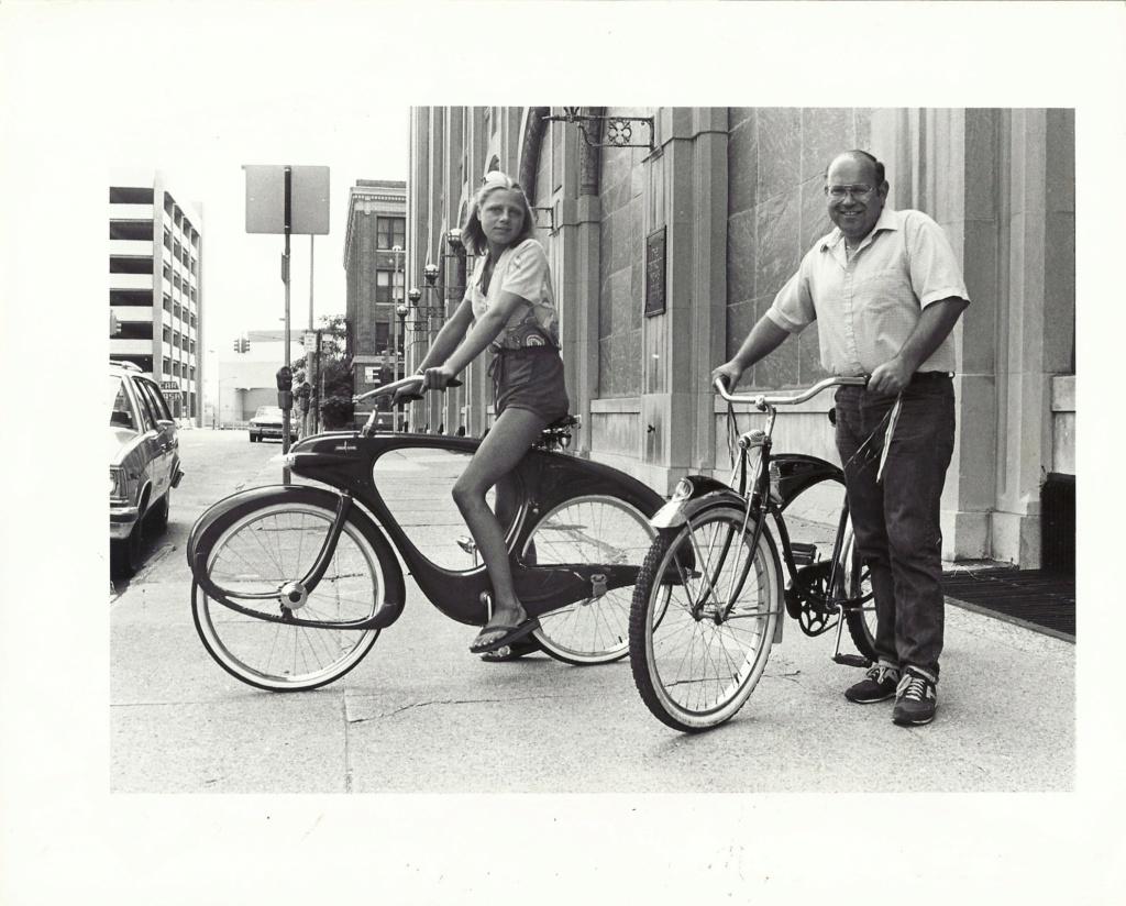 bowden bicycle - Spacelander- 1951 Velo-b18