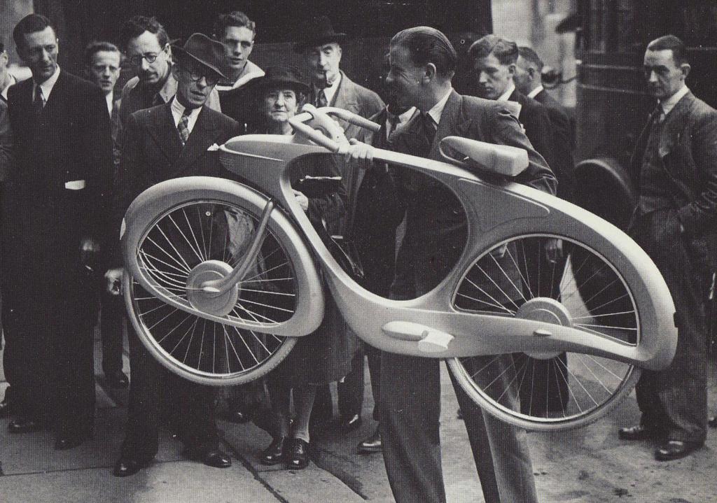 bowden bicycle - Spacelander- 1951 Velo-b19