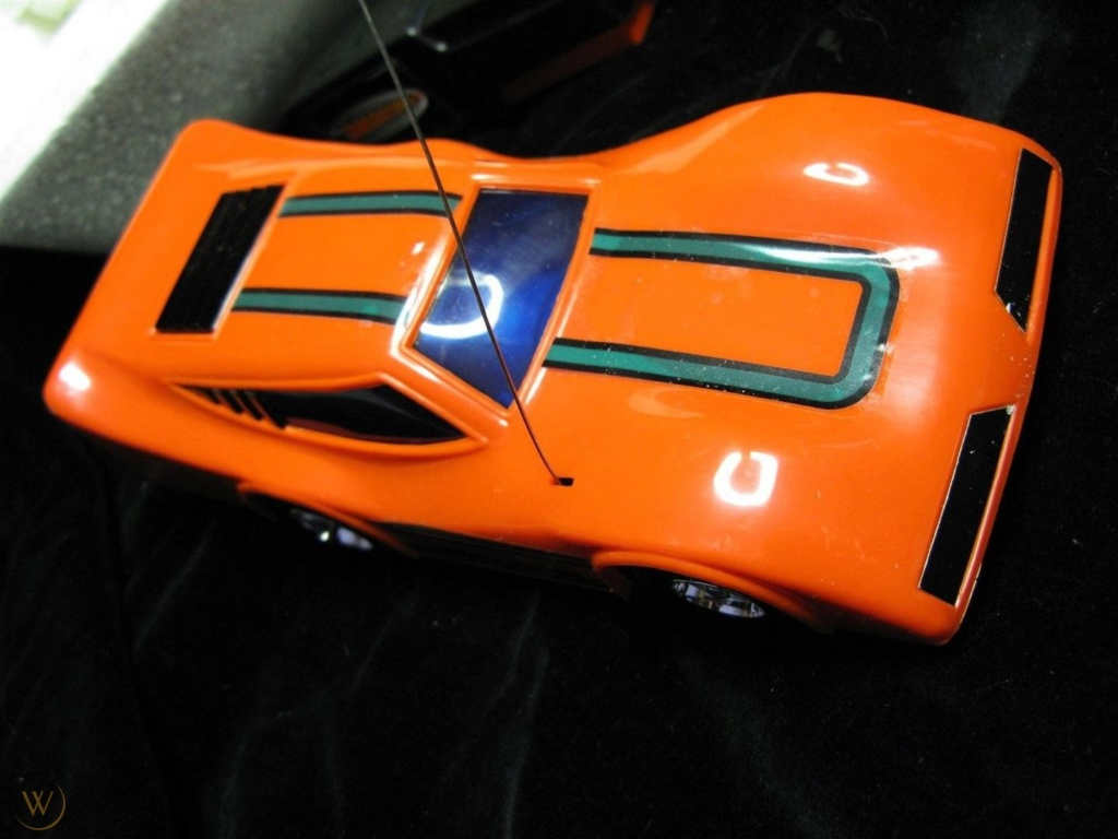Radio controlled toys Car - George Barris Licenced - 70s Vintag22