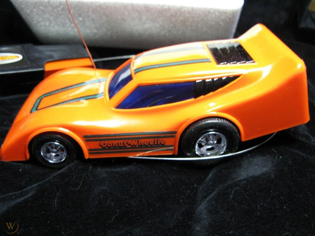Radio controlled toys Car - George Barris Licenced - 70s Vintag24