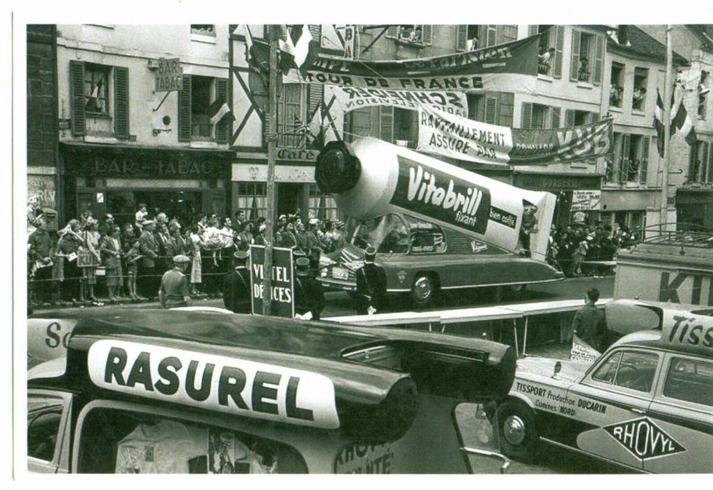 Renault 2.5T Vitabrill - Caravane du Tour de France  Vitabt10