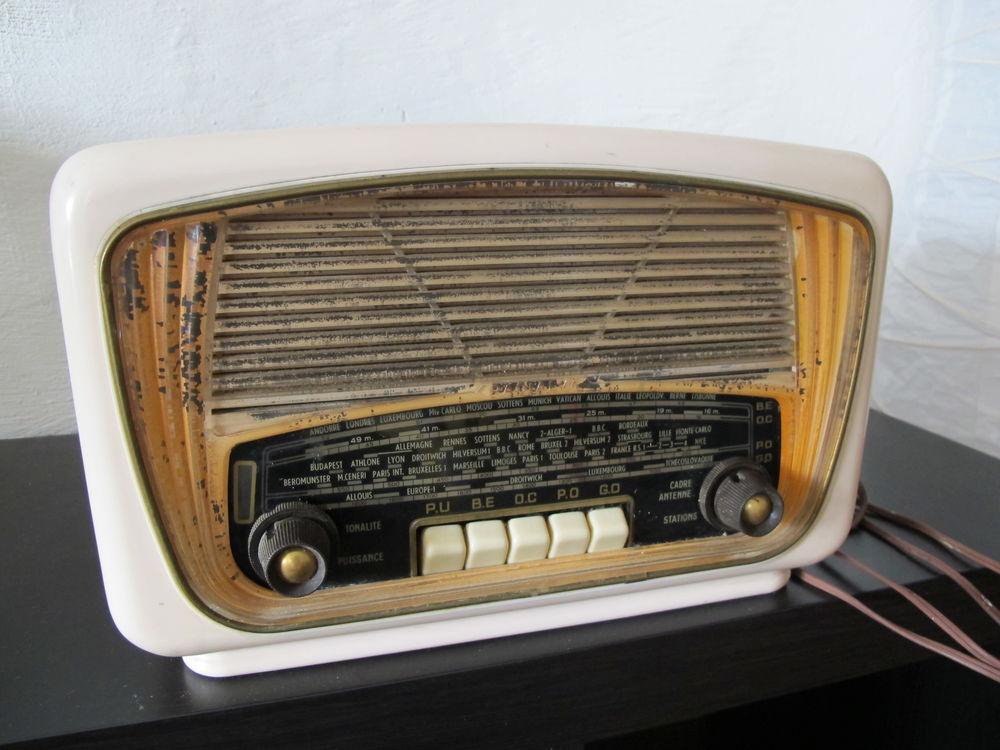 Radialva Super But 58 - 1958 Wb157810
