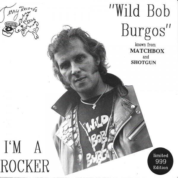 Wild Bob Burgos and his Houserockers - UK Rock 'n'roll and rockabilly revival Wild-b11