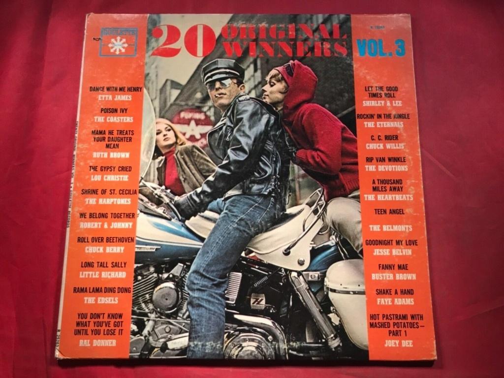 Records with car or motorbike on the sleeve - Disques avec une moto ou une voiture sur la pochette - Page 3 Winner10