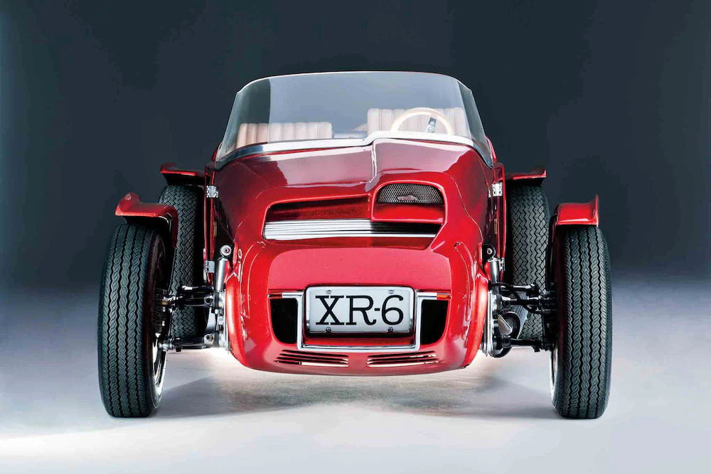 Tex Smith's Hot Rod XR-6 Xr-6-t12