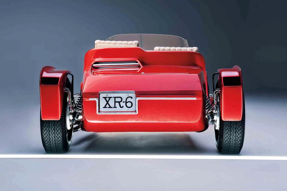 Tex Smith's Hot Rod XR-6 Xr-6-t14