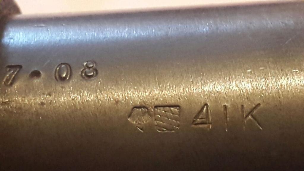 Mauser à identifier 46350310