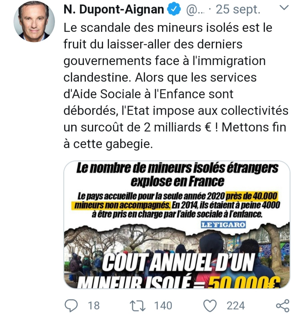 Immigration massive - quelles conséquences pour la France et l'Europe  ? - Page 15 20200919